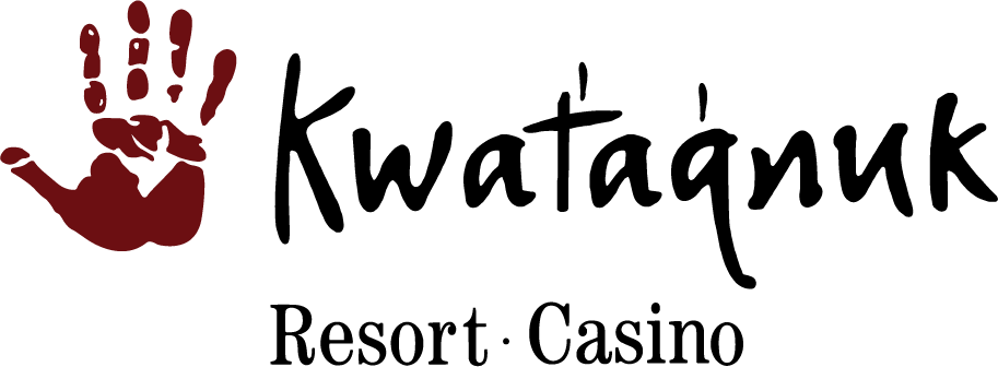 Kwataqnuk Resort logo.